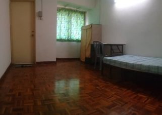 room for rent, medium room, taman damai utama, A/C & WIFI Room Taman Damai Utama, Bandar Kinrara With Full Furnished