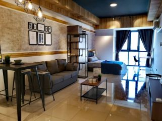 room for rent, studio, mid valley city, Studio @ Vivo Suites, 9 Seputeh Fully Furnished