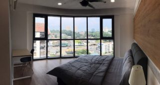 room for rent, master room, mid valley city, Master Room @ Vivo Residence For Rent Fully Furnished