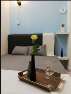 room for rent, medium room, sri petaling, Clean & Cozy Medium Room for Rent @RM500