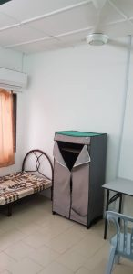 room for rent, master room, ss 2, Private Big Cozy AC Room New Fully Furnished (SS2)