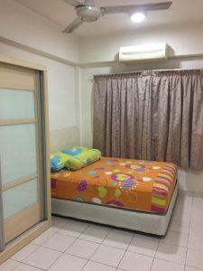 room for rent, medium room, taman wawasan, Non-Smoking Unit To Let At Puchong Taman Wawasan Including Facilities