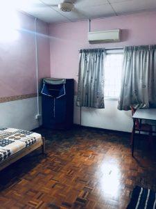 room for rent, medium room, bandar puchong jaya, Great Location To Let At Bandar Puchong Jaya Jln Tempua With Free Internet, Wwkly Cleaning