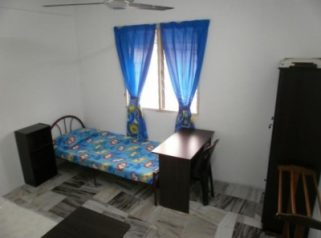 room for rent, medium room, ss 14, Room To Let at SS14 free wifi & Utilities