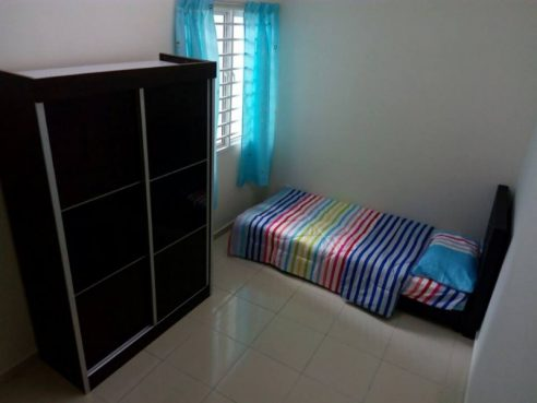 room for rent, medium room, sri petaling, HURRY, Call !! Room To Let with Full Furnished at Sri Petaling With Wifi & A/C