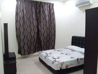 room for rent, medium room, bukit rimau, Room For Rent at Bukit Rimau Near AEON BiG, Gamuda Walk