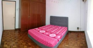 room for rent, medium room, ss 14, Affordable Living Room at SS14 Subang Jaya With Free Wifi & Maitenance Provided
