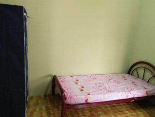 room for rent, medium room, setia alam, Weekly Cleaning Setia Alam Room Rent With Free Utilities