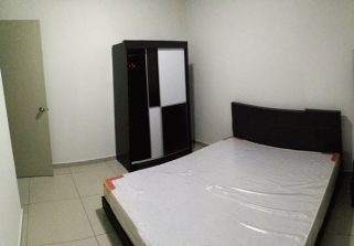 room for rent, medium room, d'kayangan, Room For Rent at D'Kayangan,Shah Alam Section 13 Aeon With WIFI A/C