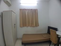 room for rent, medium room, bandar puchong jaya, Great Location Room At Kenari Bandar Puchong Jaya, Puchong