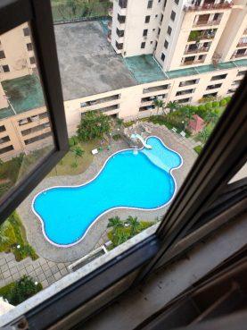 room for rent, single room, taman desa, Abadi Villa condo