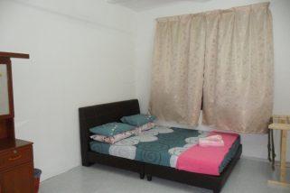 room for rent, master room, bandar utama, BANDAR UTAMA MASTER ROOM FREE WIFI ROOM FOR RENT