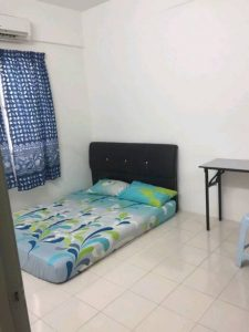 room for rent, medium room, setia alam, Room To Let at Setia Alam, Shah Alam With Strategic Location & Free Wifi