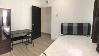 room for rent, medium room, taman sea, Complete Facilities Room Rent at SS14 With Free Security, Include Utilities