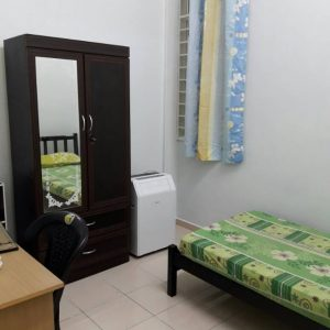 room for rent, medium room, setia alam, Affordable Living Room rent at Setia Alam with utilities Inc. & Fully Furnished
