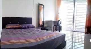 room for rent, medium room, ss 2, Complete Facilities room To let at SS2 With Fully Facilities, Free Maintenance