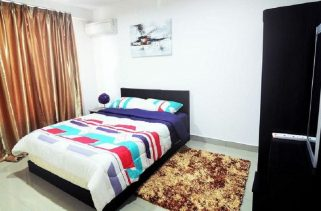 room for rent, medium room, ss 22, Fully Furnished Unit For Rent at Alam Impian With Cleaning services & 24Hrs security