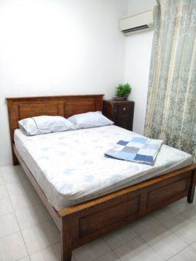 room for rent, medium room, jalan seri tambun 1, Title: Fully furnished room for rent in Bukit Tambun near Bukit Minyak