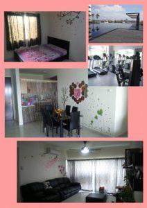 room for rent, medium room, puchong, ~Koi Kinrara, Puchong Sunway Pyramid View Middle Room~