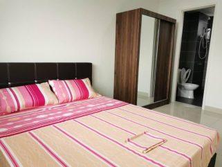 room for rent, master room, sentul, One Maxim @ Sentul room for rent