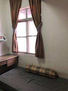 room for rent, single room, bukit jalil, Bukit OUG Condominium – Small Room RM450