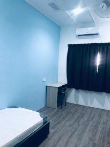 room for rent, medium room, bandar puchong jaya, Non-Smoking Unit At Bandar Puchong Jaya Jln Tempua With 24hrs Security & Housekeeping Services