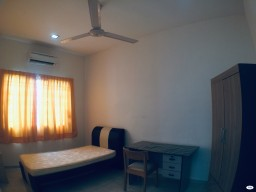 room for rent, medium room, d'kayangan, Weekly Cleaning Unit To Let with Full Furnished at D'Kayangan With Wifi, Fully facilities