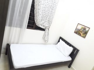 room for rent, single room, bandar utama, single room at pelangi utama condo