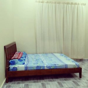 room for rent, medium room, taman mayang, Room To Let Taman Mayang Include Utilities, Wifi & Security Service