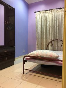 room for rent, single room, subang hi-tech industrial park, Single room for rent included utility in Subang Hi-Tech