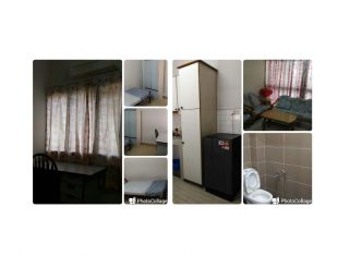 room for rent, landed house, subang jaya, Single room with balcony