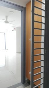 room for rent, apartment, setapak, KL Traders Square whole unit for rent