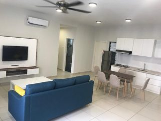 room for rent, master room, bukit jalil, Master room for rent at The Andes Villa Condo