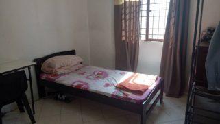 room for rent, master room, bandar utama, Master Room With 1 Car Park Provided