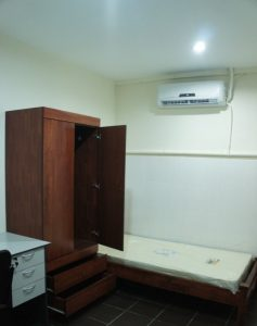 room for rent, medium room, setia alam, Weekly Cleaning Room rent at Setia Alam Nearby Amenities & Fully Facilities