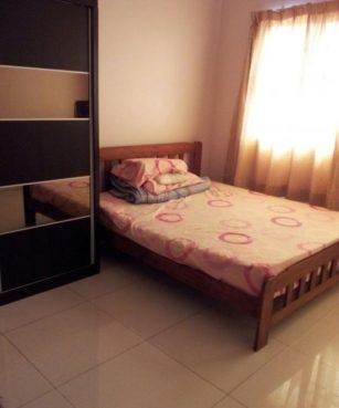 room for rent, medium room, kota kemuning, 100MBPS WIFI Room At Kota Kemuning Include Utilities, Full Furnished