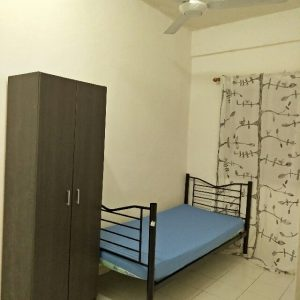 room for rent, medium room, sea park, With 100MBPS WIFI Room To Let At Sea Park, PJ Utama free wifi & Fully Facilties!!