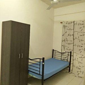 room for rent, medium room, kota damansara, Room For Rent at Kota Damansara with utilities Inc. & Free Internet