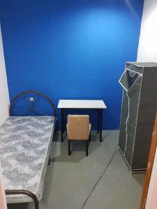 room for rent, medium room, taman paramount, Non-Smoking Unit For Rent at Taman Paramount, PJ With WiFi & Free Housekeeping