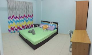 room for rent, medium room, taman megah, Affordable Living Room For Rent at Taman Megah, PJ With WiFi & Free Housekeeping