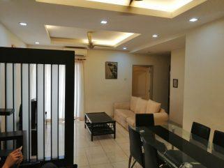 room for rent, master room, bandar utama, including aircon utility n wifi attech toilet master room room at pelangi utama condo