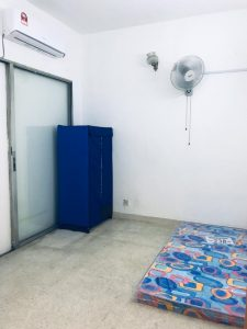 room for rent, medium room, cheras, Available Room At Maluri, Cheras with Wifi, Inc. Utilities