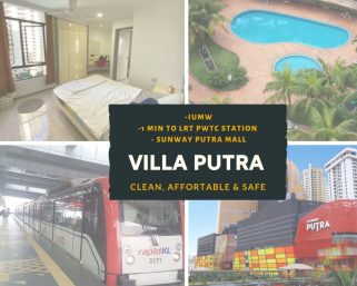 room for rent, single room, jalan tun ismail, Cozy Single Room At Villa Putera!!!!
