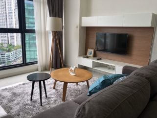 room for rent, single room, kuala lumpur, Bright & sunny apartment in the centre of Kuala Lumpur