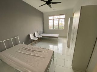room for rent, master room, bandar sunway, Master Room for Rent with own toilet in Block G Mentari Court (Fully Furnished)