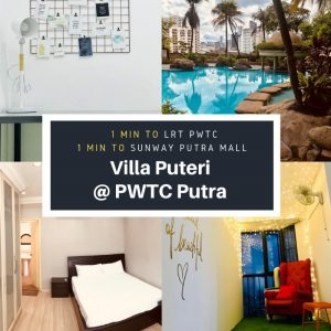 room for rent, single room, villa puteri road, Cozy Fully Furnished Single Room in Villa Puteri Condo !! Walking distance to IUMW ,LRT PWTC, Sunway Putra Mall , KTM Putra , Monorail chow kit . Safe and Clean !!!