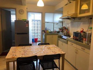 room for rent, medium room, taman desa, Danau idaman condo, middle room, pet friendly