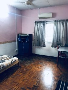 room for rent, medium room, kepong, Weekly Cleaning Room at Taman Bukit Maluri, Kepong WITH FREE WIFI