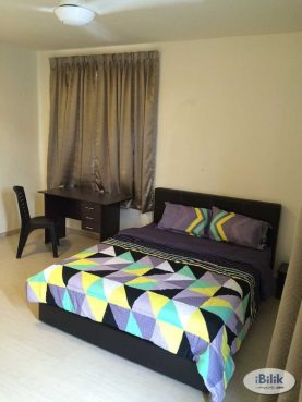 room for rent, medium room, bukit rahman putra, BUKIT RAHMAN PUTRA FREE WIFI ROOM FOR RENT