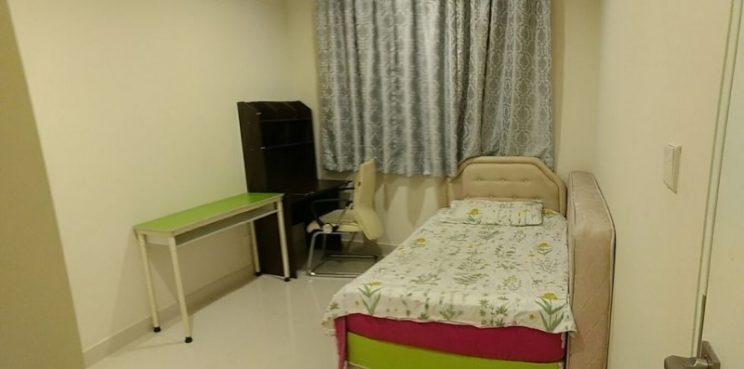 room for rent, medium room, bukit rahman putra, Room For Rent at Bukit Rahman Putra, Sungai Buloh Include Utilities